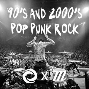 90s and 2000 pop punk rock